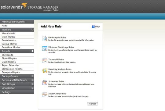 SolarWinds Storage Manager (32 bit)