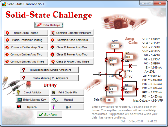 Solid State Challenge
