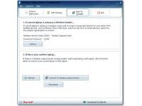 SONY Wireless Laptop Router