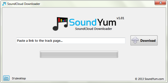 SoundYum SoundCloud Downloader