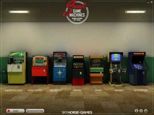 Soviet Game Machines