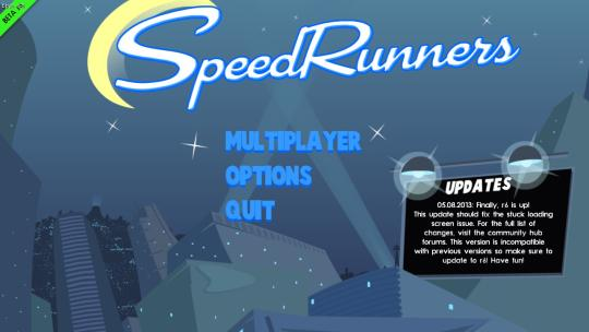 SpeedRunners Party Mode