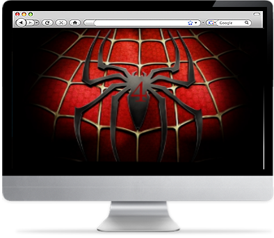 Spinderman Screensaver
