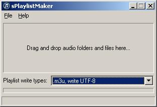 sPlaylistMaker