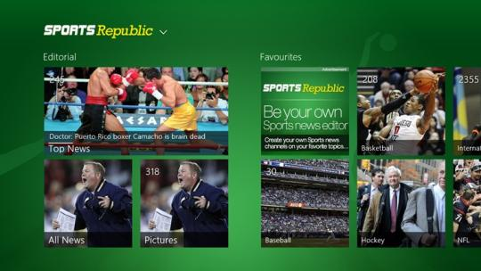 Sports Republic for Windows 8