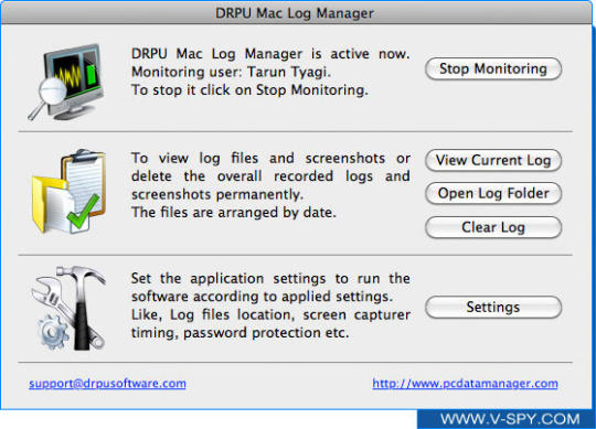 Spy Monitoring Software