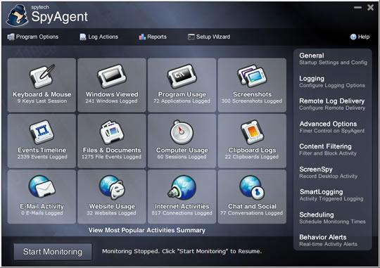 Spytech SpyAgent