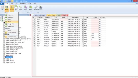 SQL Offline