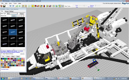 SR 3D Builder