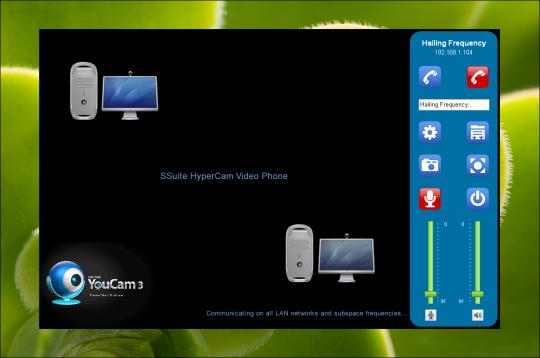 SSuite HyperLan Video Phone