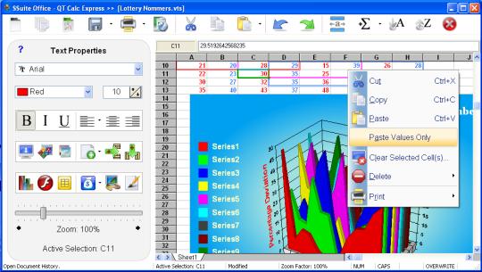 SSuite Office - QT Calc Express