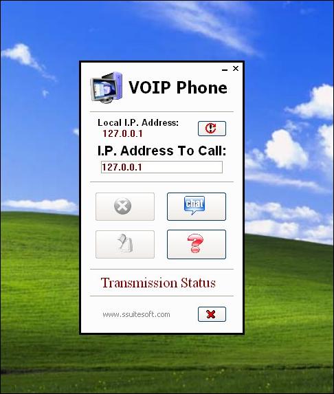 SSuite PC VoIP Phone