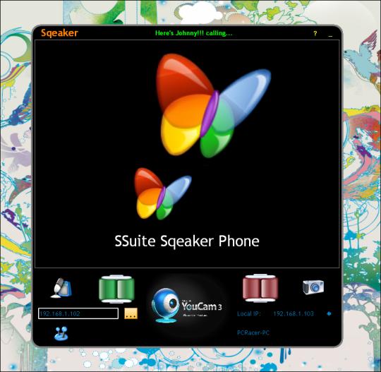 SSuite Sqeaker Phone