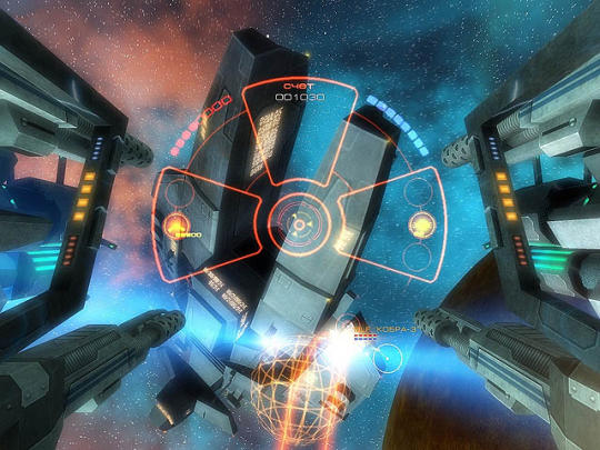 Star Warrior 2 - Defenders