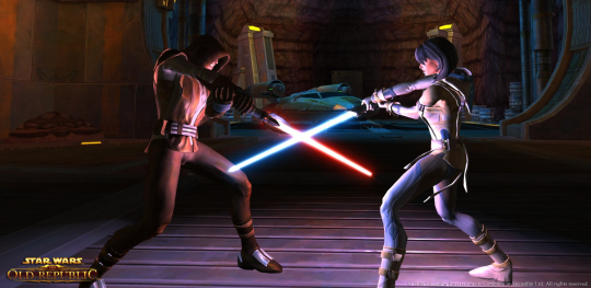 Star Wars: The Old Republic client