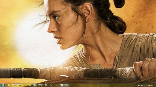 Star Wars VII Episode 7 Theme Pack