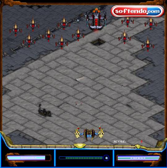 Starcraft Flash Game