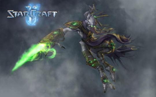 Starcraft Screensaver