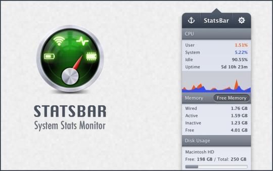 StatsBar