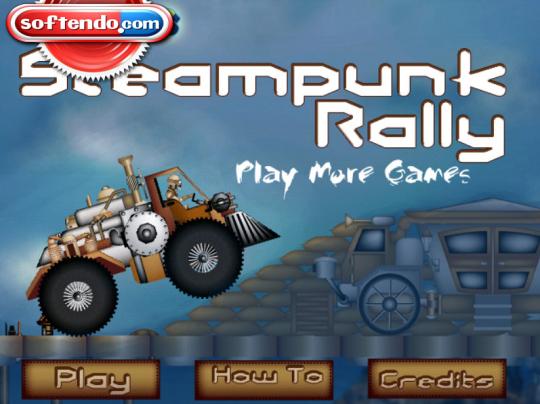 Steam Punk Rally
