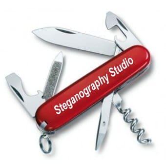 Steganography Studio