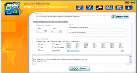Stellar Phoenix Outlook Password Recovery