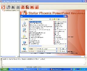 Stellar Phoenix PowerPoint Recovery