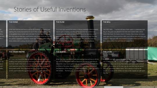Stories of Useful Inventions by Samuel Eagle Foreman