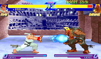 Street Fighter Alpha - Warriors' Dreams
