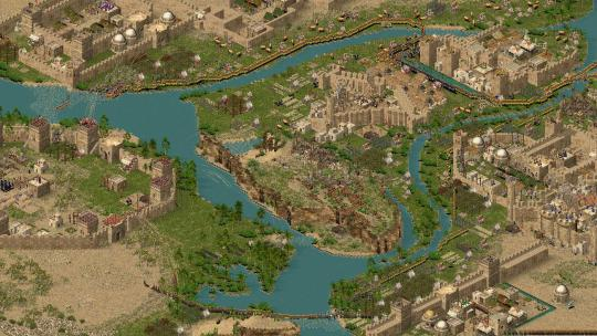 Stronghold Crusader Extreme HD Patch