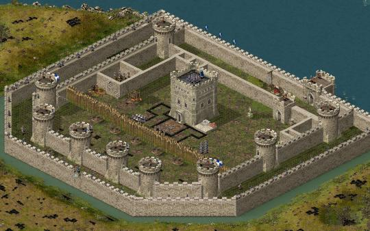 Stronghold HD Patch