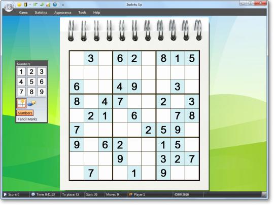 Sudoku Up 2017