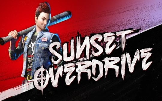 Sunset Overdrive Theme HD Backgrounds