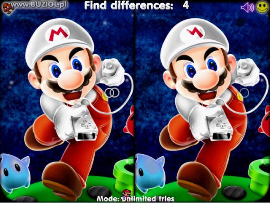 Super Mario and Friends Puzzle