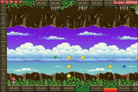 Super Mario Deadly Dungeon
