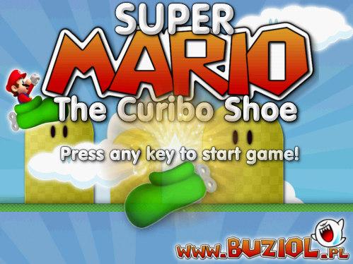 Super Mario Kuribo Shoe