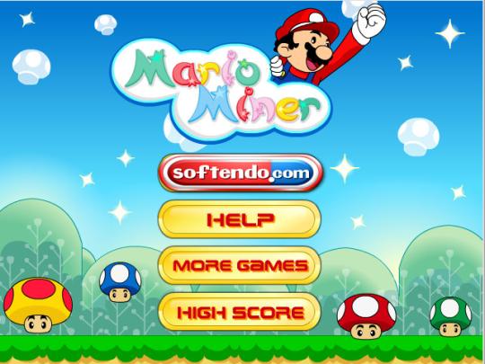 Super Mario Miner