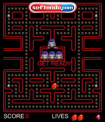 Super Sonic Pacman