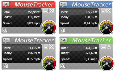 SuperEasy Mouse Tracker