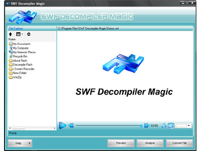 SWF Decompiler Magic
