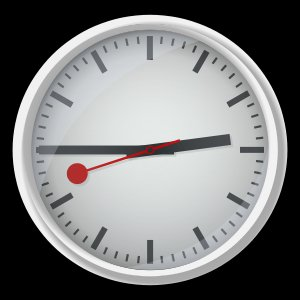 Swiss Railway (SBB) Cairo-Clock Theme