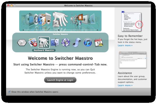 Switcher Maestro