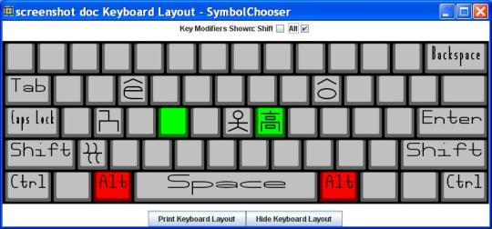SymbolChooser