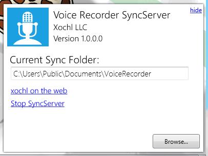SyncServer
