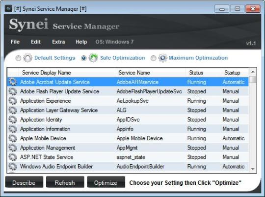 Synei Service Manager Portable