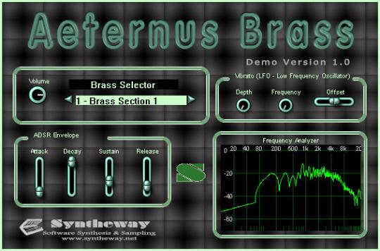 Syntheway Aeternus Brass VSTi
