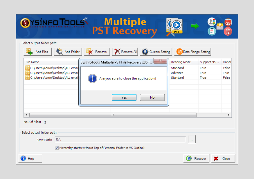 SysInfoTools Advanced Outlook Recovery