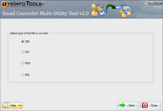 SysInfoTools Email Converter