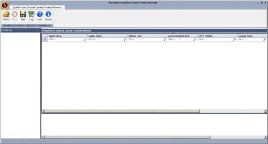 SysInfoTools Outlook Cached Contacts Recovery