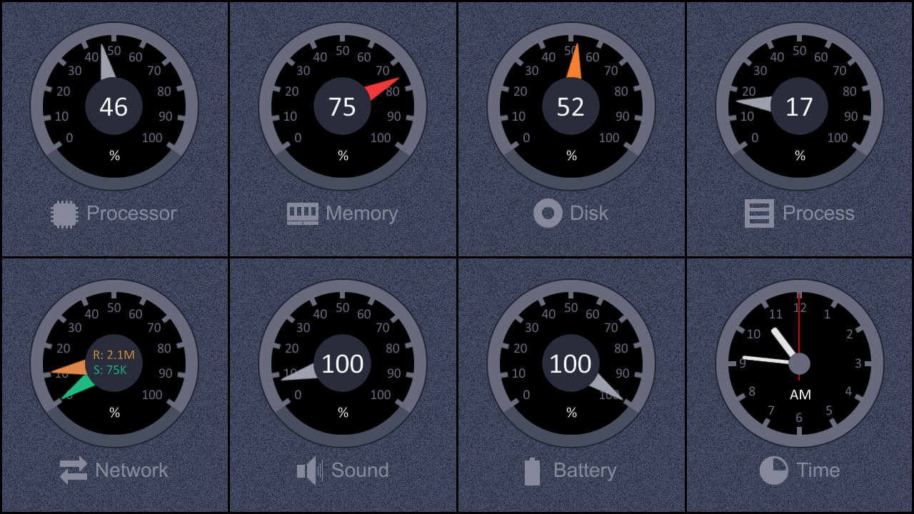 System Monitor Pro